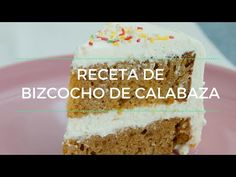Receta de Bizcocho de Calabaza para Halloween - YouTube