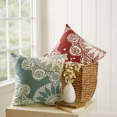 Found it at Wayfair - Isla Pillow Cover