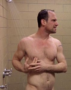 Christopher Meloni...there are no words...