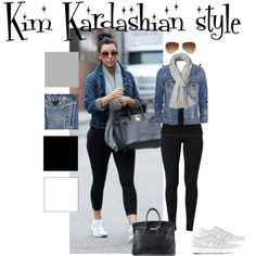 A fashion look from March 2014 featuring D&G tops, Proenza Schouler jackets i NIKE leggings. Browse and shop related looks.