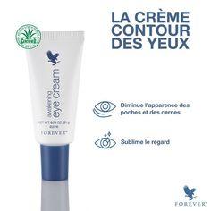 Forever Awakening Eye Cream – Aloe Vera et santé Aloe Vera Gel, Forever Aloe Lips, Aleo Vera, Forever Living Products, Clean Beauty, Eye Cream, Awakening, Perfume, Skin Care