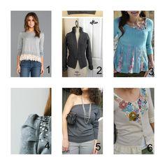 Rinnovare maglie e golfini - 6 idee fai da te | donneinpink magazine