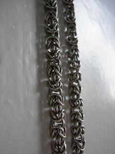 Jewellery Jewelry Chain Necklace Silver - LiVeTaSte  © Linn Veronica T. Stenhaug