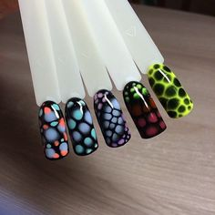 Amazing nail art ideas for blobbicure #nailart
