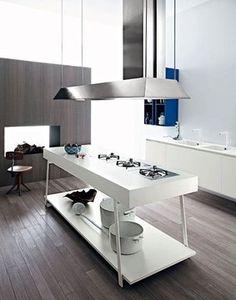 open kitchen #kitchen #interior