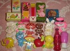 Remember these pins you wore that had perfume in them?
