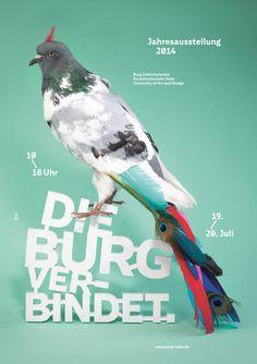 Jahresausstellung 2014 – Burg Giebichenstein Kunsthochschule Halle