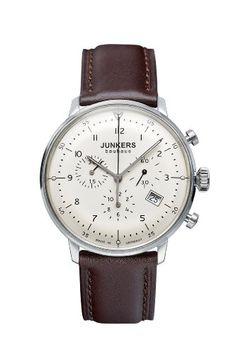 Junkers 6086-5 Bauhaus Herren Chronograph