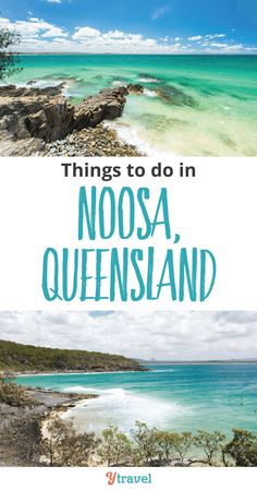 Check out these awesome things to do in Noosa, Queensland. Looking for tips on things to do in Noosa? Here are 9 highlights of our visit plus many more reader suggestions! Australia Travel Guide, Visit Australia, Queensland Australia, Western Australia, Australia Winter, Perth Australia, Places To Travel, Travel Destinations, Places To Visit