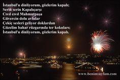 Poetry - Istanbulu Dinliyorum by  Orhan Veli Kanik