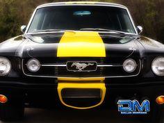 Dream car. A bumble bee 66