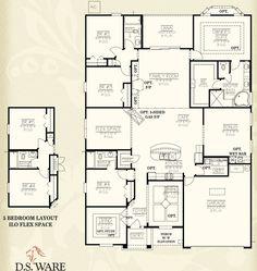 Ogden Codman\'s house, 7 East 96th Street   Ground Floor Plan   BIG ...