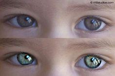 Eye Sharpening – Photoshop Tutorial