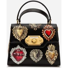 Dolce   Gabbana bag ❤ liked on Polyvore featuring bags 1bd434b91bc7e