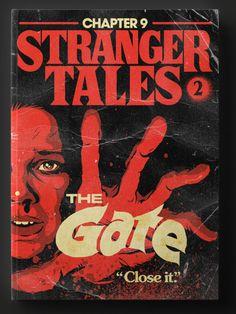 Stranger Things 2 Chapter 9 Poster - Butcher Billy