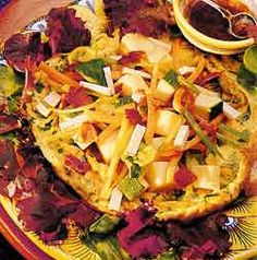 Vegetable Frittata (Frittatina di Verdure, Italian) LEAVE OUT THE PANCETTA!!! - Recipelink.com