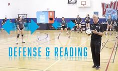 A coaching plan for the first month of the volleyball season
