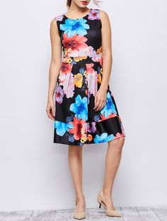 SHARE & Get it FREE | Floral Sleeveless DressFor Fashion Lovers only:80,000+ Items • New Arrivals Daily • Affordable Casual to Chic for Every Occasion Join Sammydress: Get YOUR $50 NOW!