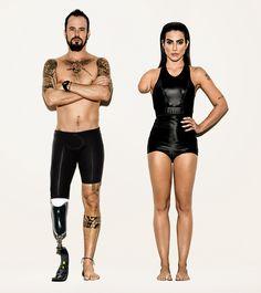 Somos Todos Paralímpicos: a campanha com Cléo Pires e Paulinho Vilhena