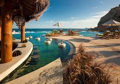 Complejo turístico Capella Pedregal, México   24 piscinas fabulosas a las que necesitas zambullirte antes de morir