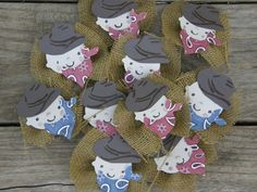 cowboy pins-baby shower pin-baby shower mum-baby shower  guests - guests pins on Etsy, $13.99