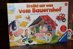 Ravensburger - Erzähl mir was vom Bauernhof - Spielkarton