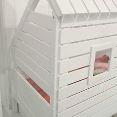 lounge zone raumwunder marken hochbett holz massiv kinderbett spielbett kinderzimmer einzelbett. Black Bedroom Furniture Sets. Home Design Ideas