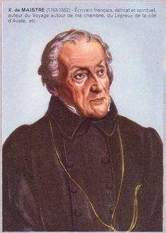 Xavier de Maistre (1