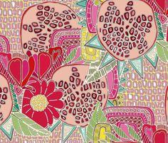 arilicious fabric by scrummy on Spoonflower - custom fabric