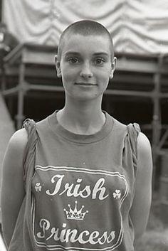 Leah shaved head Loving