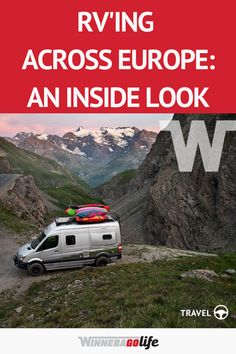 Here is everything you need to know if you are planning a trip to rv across Europe.  Finding new destinations to travel can be fun and a little scary at the same time. Let us put you at ease when planning to do some rv living in Europe. Learn how to navigate the narrow roads, find campgrounds, and set yourself up in some amazing boondocking locations. Also join us as we get a sneak peek at the motorhomes and vans that are popular overseas. #WinnebagoLife #RVingInEurope #VanLifeInEurope Ways To Travel, Europe Travel Tips, Travel Destinations, Best Places To Camp, Cool Places To Visit, Living In Europe, Rv Living, Camping Spots, Rv Camping
