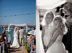 Newport Beach Wedding - Nautical Wedding themes