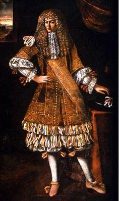 image 1680 for term side of card Historical Art, Historical Costume, 17th Century Fashion, 18th Century, Memento Mori Art, South Indian Jewellery, Gold Jewellery, Art Deco Diamond, Diamond Brooch