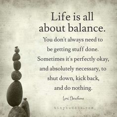 #allaboutbalance