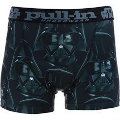 boxer pull in underwear lingerie dark vador