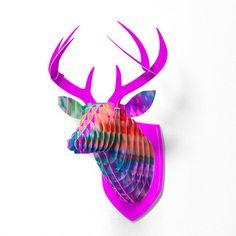 Fab.com | Fabulous Faux Deer Mounts