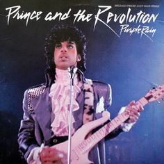 "Prince And The Revolution - Purple Rain - Vinyl, 12"", 45 RPM, Maxi-Single, Limited Edition, Purple"