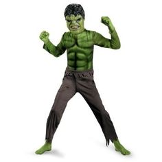 Incredible Hulk Costumes | Best #Halloween #Costumes & Decor
