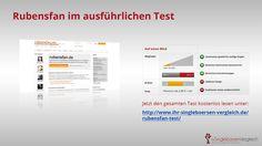 http://www.ihr-singleboersen-vergleich.de/rubensfan-test/ Rubensfan - eine Community für mollige Singles und alle die mollige Menschen kennenlernen möchten.