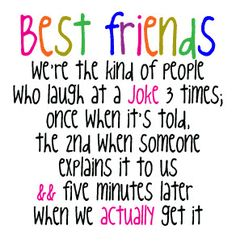 My Best Friend Quotes and Sayings - Visit WebtalkMedia.com for info on blogging!