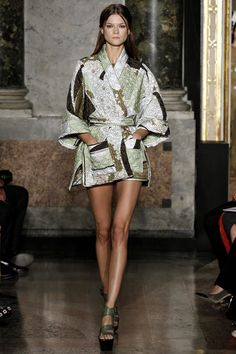 Emilio Pucci Spring 2013 Ready-to-Wear Collection Slideshow on Style.com