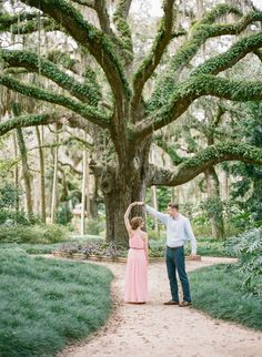 Jacksonville Engagement Photography at the Washington Oaks Garden State Park | Emily Katharine Photography | Cummer Museum | Reverie Gallery Wedding Blog