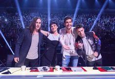X Factor 2016 Ospiti Home Visit: alle Home Visit arrivano Patty Pravo, Daniele Silvestri, Benny Benassy e Max Gazze' come ospiti d'eccezione.