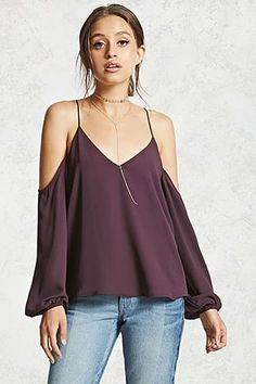Off The Shoulder Tops   Blouses, Shirts + More   Forever21