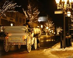 Bethlehem PA at Christmas....my favorite time of year to live there, in Christmas City