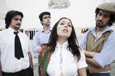 Banda portuguesa com Alma Portuguesa Deolinda #