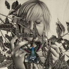 Beautiful!!- Blue-Throat- by Alessia Iannetti