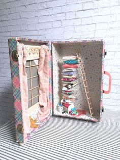A personal favorite from my Etsy shop https://www.etsy.com/listing/244988816/princess-and-the-pea-vintage-case