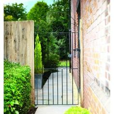 Ravishing Stirling Bow Top Gates  Garden Gate Cm Wide  Tall Max  With Outstanding Wickes Chelsea Bow Top Black Metal Gate Mm High  Fits Opening Of Mm   Wickes With Astonishing Stone Duck Garden Ornaments Also Reclining Garden Chairs Uk In Addition Garden Structures Ltd And Best Garden Hose Reel As Well As Treborth Garden Centre Additionally Garden Mat From Ukpinterestcom With   Outstanding Stirling Bow Top Gates  Garden Gate Cm Wide  Tall Max  With Astonishing Wickes Chelsea Bow Top Black Metal Gate Mm High  Fits Opening Of Mm   Wickes And Ravishing Stone Duck Garden Ornaments Also Reclining Garden Chairs Uk In Addition Garden Structures Ltd From Ukpinterestcom