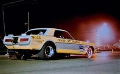 The BOSS HOSS Funny Car Funny Car Drag Racing, Nhra Drag Racing, Funny Cars, Mustang Cars, Ford Mustang, Funny Looking Cars, Boss Hoss, Vintage Mustang, Chevy Muscle Cars